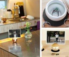 画像3: ミニ骨壷 Pictuary sphere 各色 /金色 銀色 黒 ピンクゴールド/ピクチュアリ スフィア/手元供養 分骨 かわいい 日本製 (3)