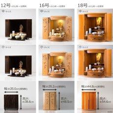 画像12: 仏具 セット ほのか 九谷銀彩 イエロー 中サイズ 7点 (12)