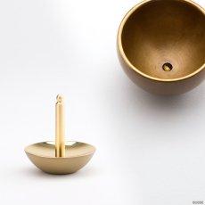 画像5: たまゆらりん 色付 1.8寸 リン棒付  (おりん 仏具 おしゃれ ミニ モダン) (5)
