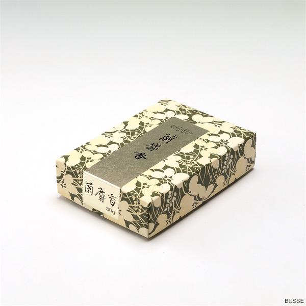 画像1: 玉初堂のお焼香 蘭麝香30g (1)